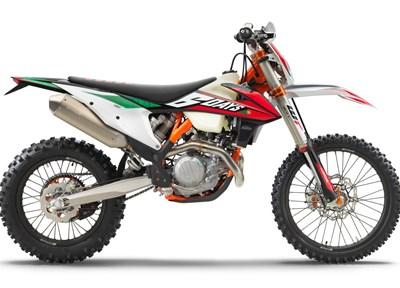 KTM MODELLE KTM 450 EXC-F Sixdays