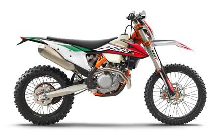 450 EXC-F Sixdays