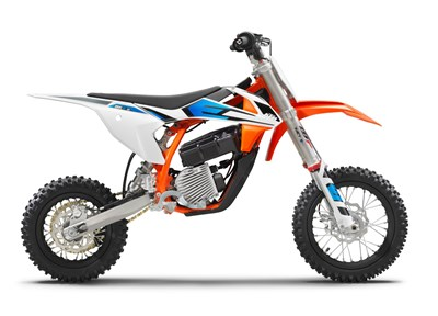 KTM MODELOS KTM SX-E 5