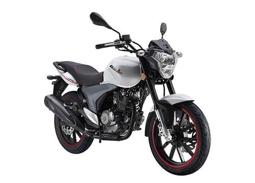 KSR Moto Code 125
