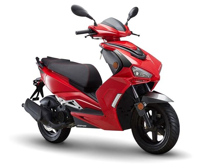 KSR Moto Demonio 125