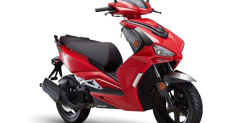 KSR Moto Demonio 50