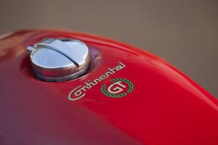 Continental GT 535 EFI