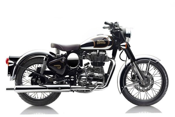 Royal Enfield Classic 500 EFI Chrome