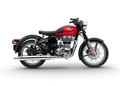 Royal Enfield Classic 500 EFI Redditch Edition