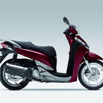 Honda MODELLE Honda SH300i