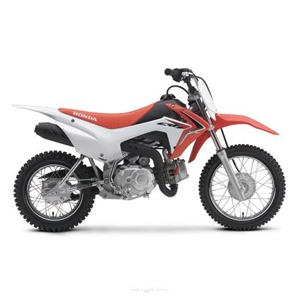 Honda MODELLE Honda CRF110F