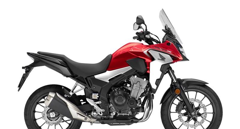 Honda CB500X