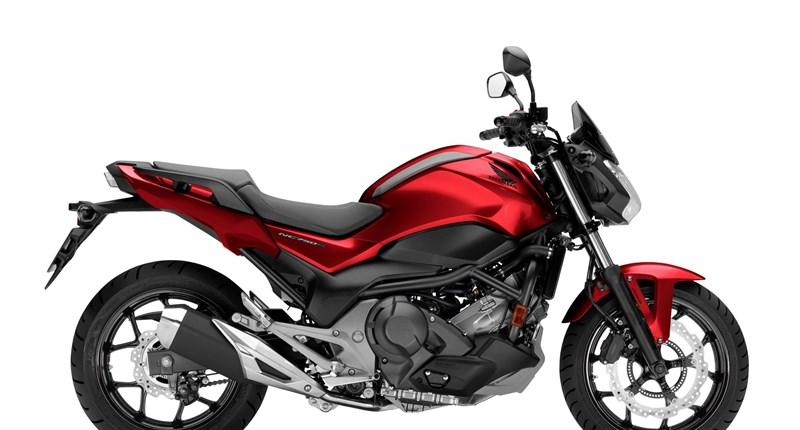 Honda NC750S DCT
