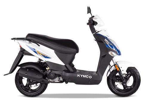 Kymco Agility 50 S