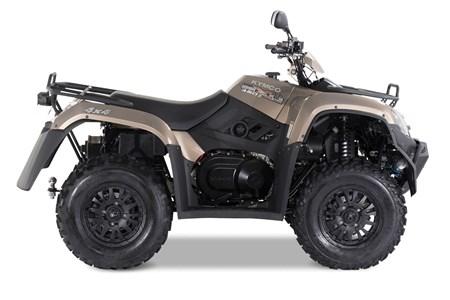 MXU 450i 4x4