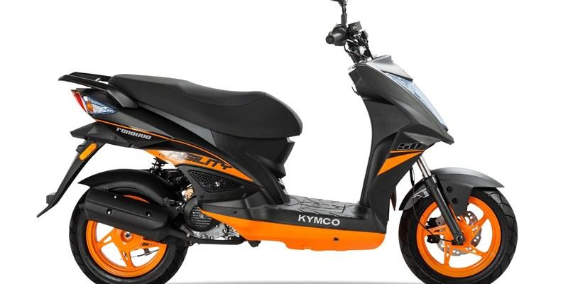 Kymco Agility RS Naked