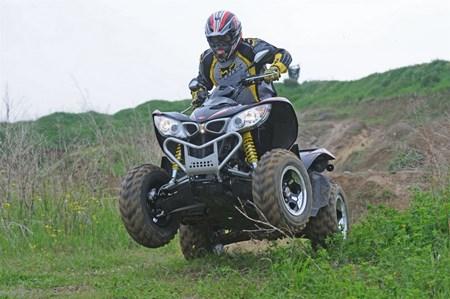 Maxxer 450 4x4 Offroad