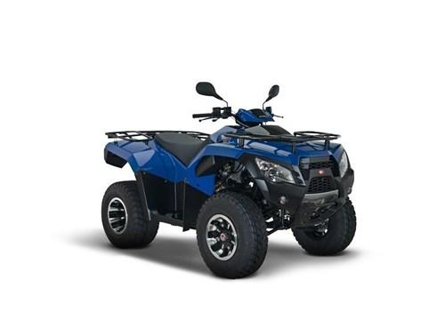Kymco MXU 300 Onroad