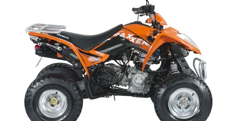 Kymco Maxxer 300 Supermoto