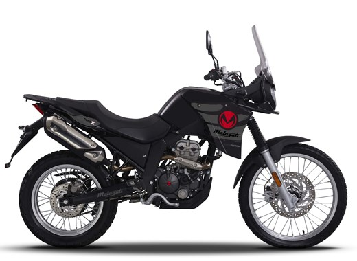 Malaguti Dune 125 X Black Edition