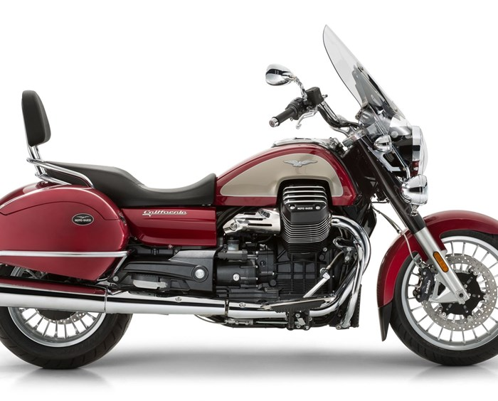 Moto Guzzi California 1400 Touring SE