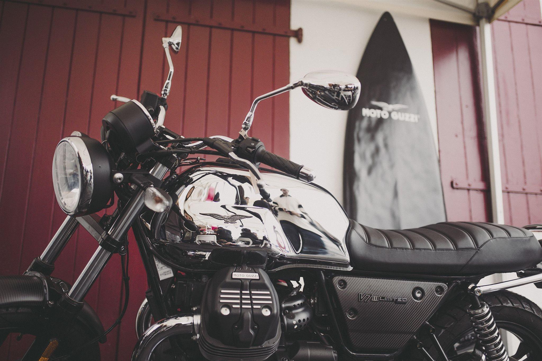 Moto Guzzi V7 III Limited