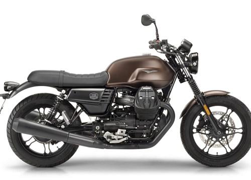 Moto Guzzi V7 III Stone Night Pack