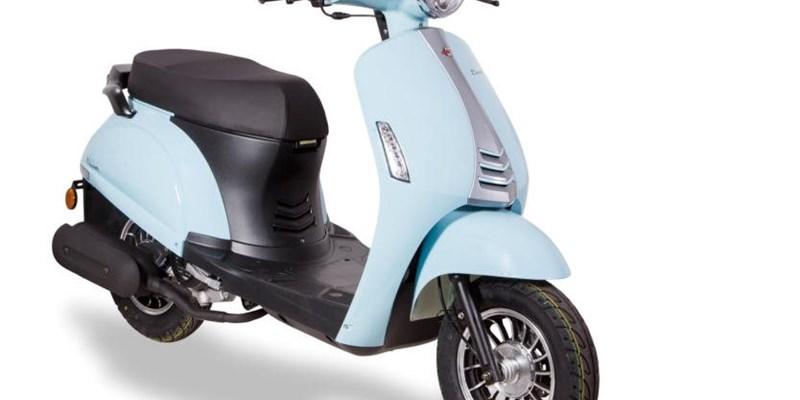 Motowell Elenor 50 EFI