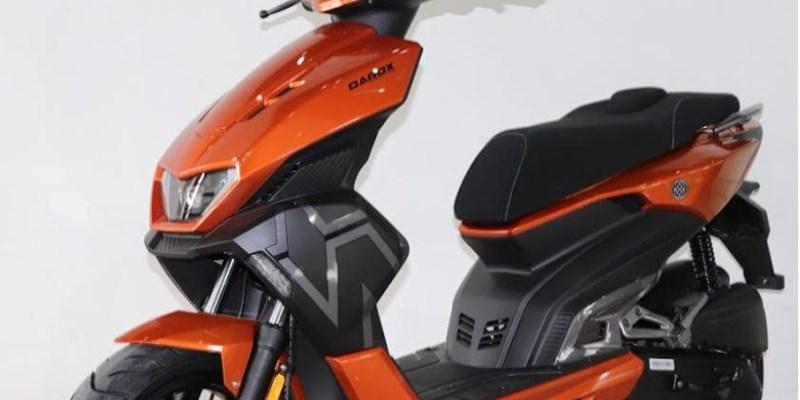 Motowell Darox 50 EFI