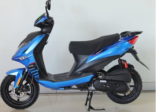 Motowell Crogen City 50 Ltd