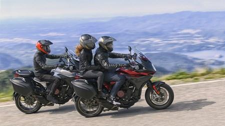 Turismo Veloce 800 Lusso SCS