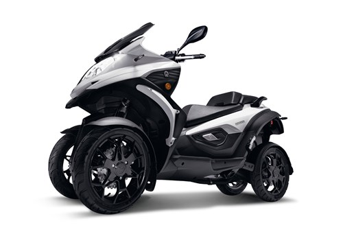 Quadro Vehicles QOODER