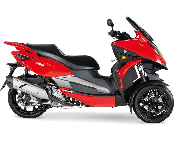 Quadro Vehicles Qv3