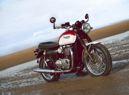 Triumph Bonneville T120 Bud Ekins Special Edition