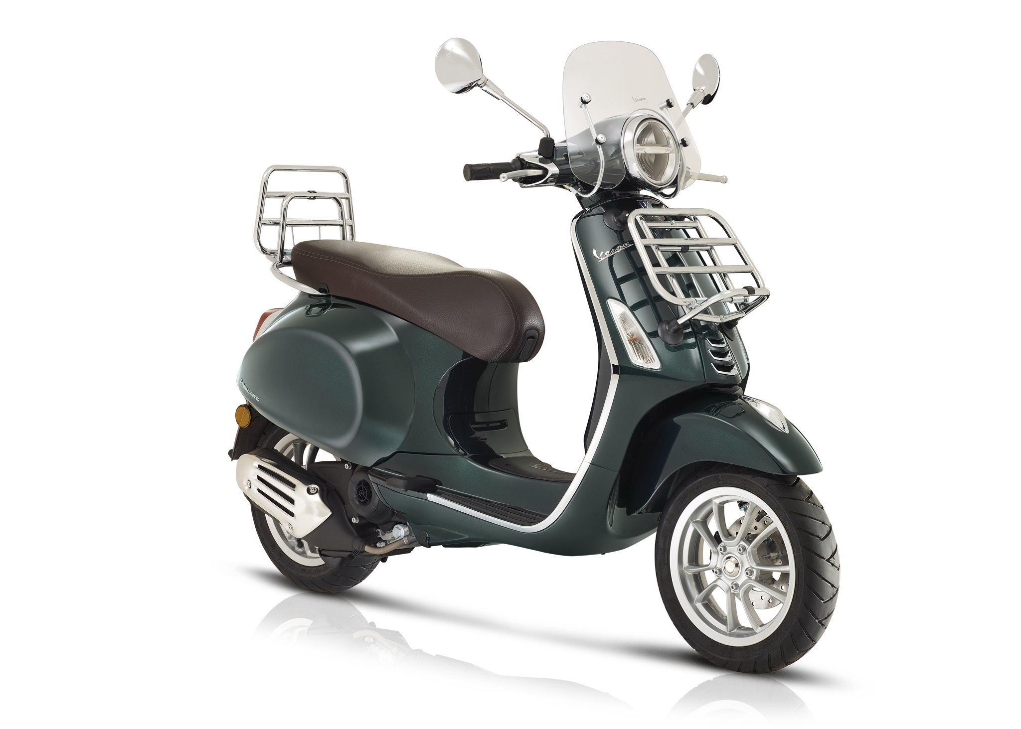 Vespa Primavera 125 Touring iGet