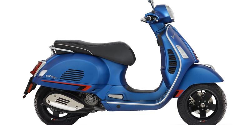 Vespa GTS 300 hpe Super Sport