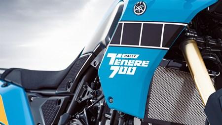 Tenere 700 Rally Edition