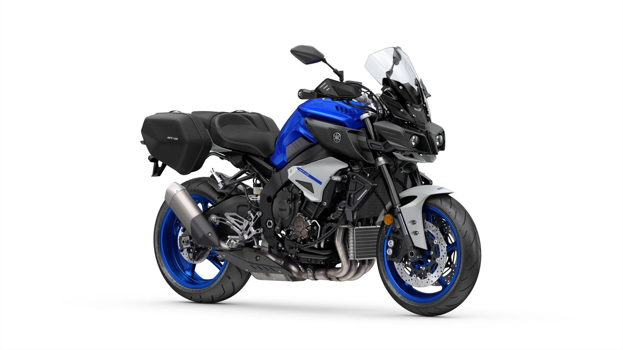 Yamaha MT-10 Tourer Edition