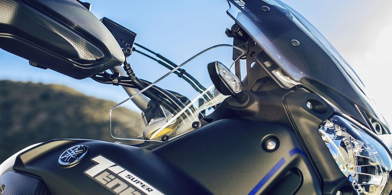 Yamaha XT 1200 ZE Super Ténéré Raid Edition - Alle