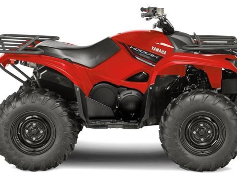 Yamaha Kodiak 700 EPS Alu