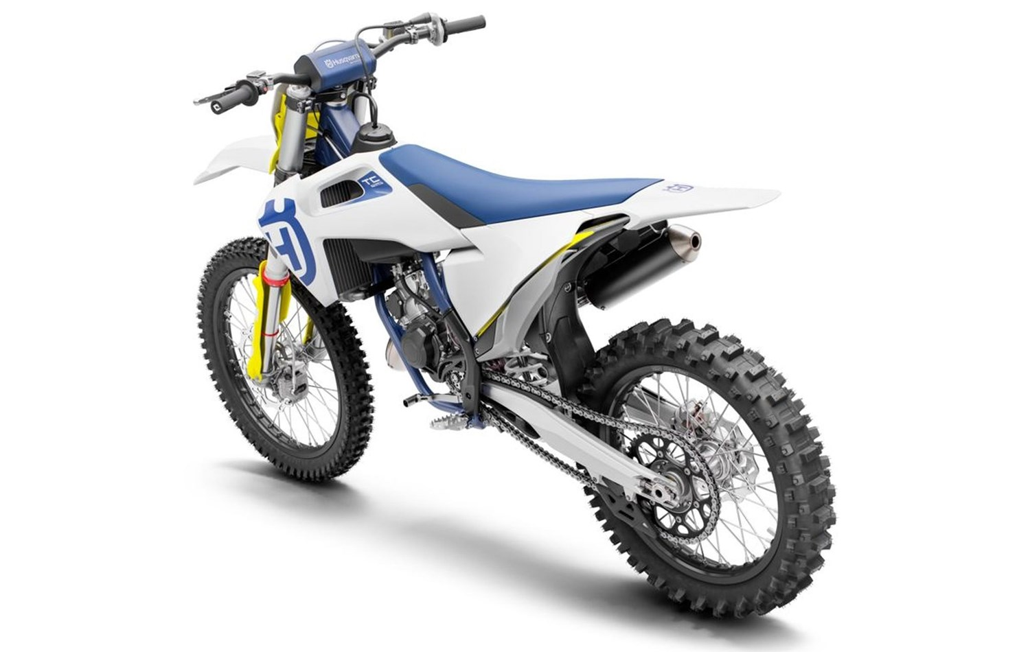 Review of Husqvarna TC 125 2017: pictures, live photos