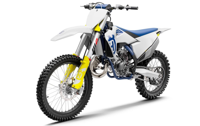 HUSQVARNA TC 125 2020 2020 125 cm3   moto cross   55 hr