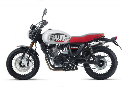 SWM Gran Milano Outlaw 125