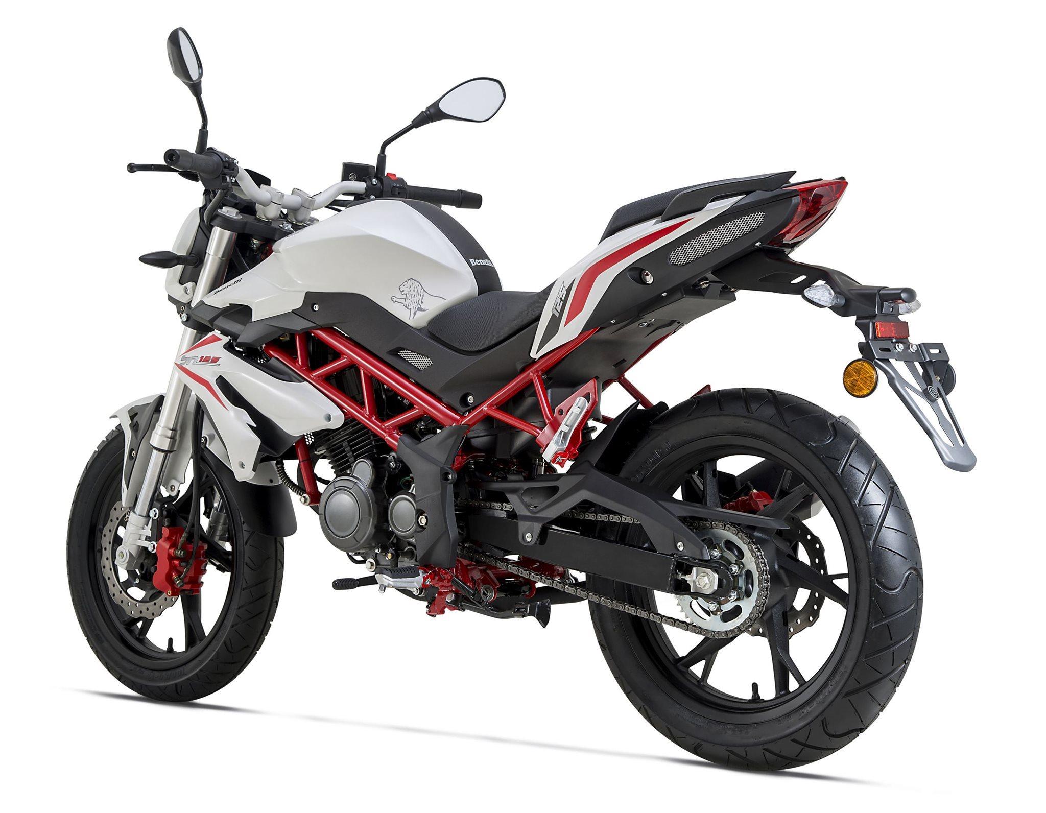 Benelli BN 125 2020 - Moto Mio Concept Store