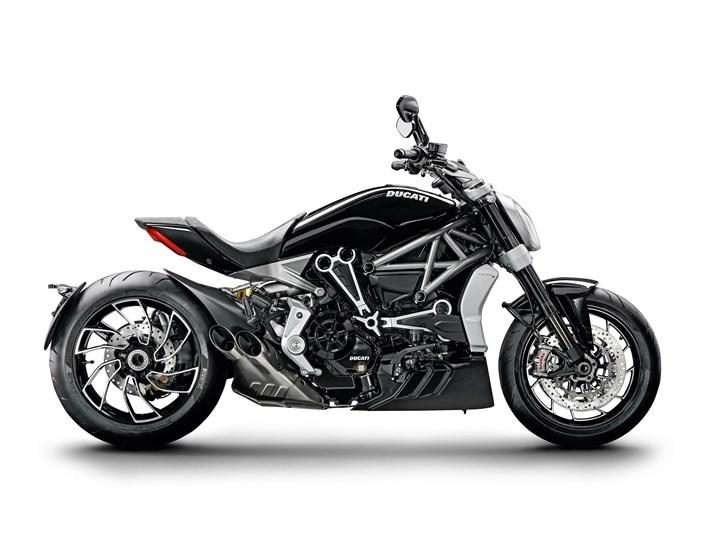Ducati XDiavel S Schnäppchen