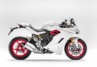 Ducati Supersport S - Star White Silk Sonderangebot