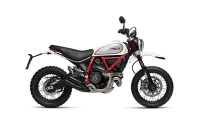 Ducati Scrambler Desert Sled