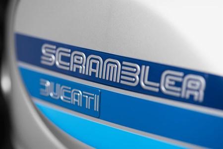 Scrambler Cafe Racer