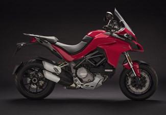 Ducati Multistrada 1260 - Ducati Red Sonderangebot