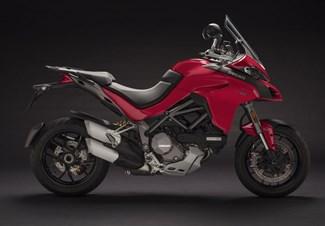 Ducati Multistrada 1260 S - Ducati Red Sonderangebot