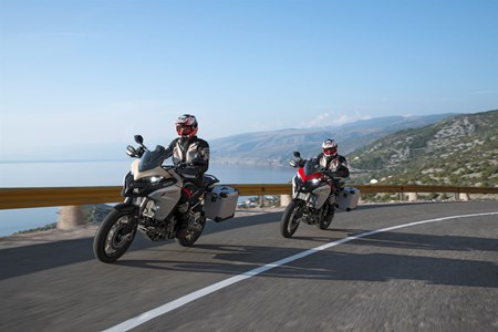 Multistrada 1260 Enduro