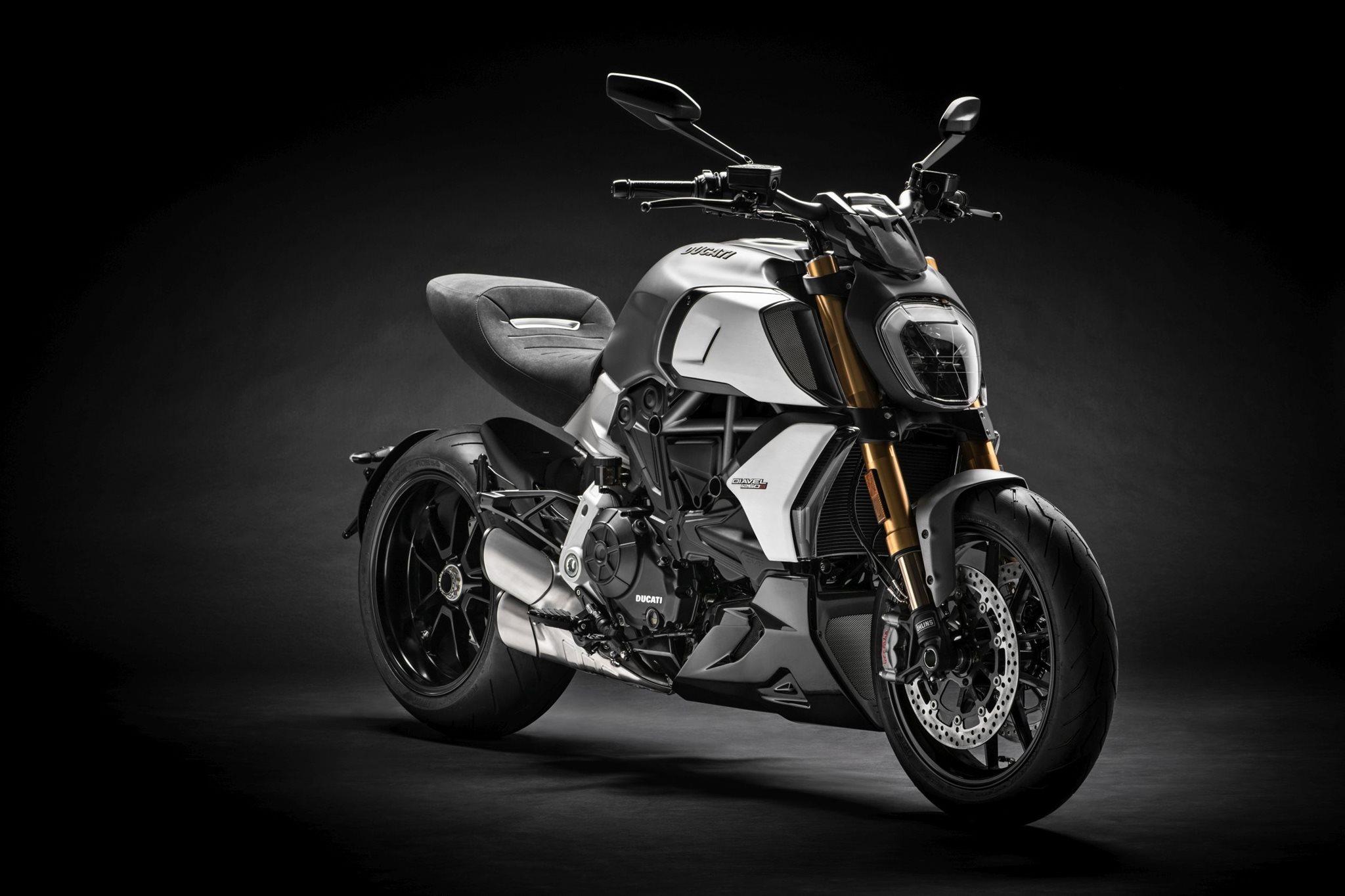 Ducati Diavel 1260 S 2021 Model Naked / Roadster Motor
