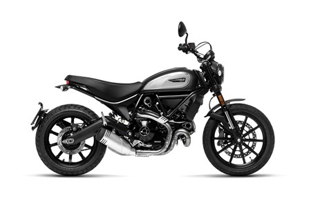 Scrambler Icon Dark