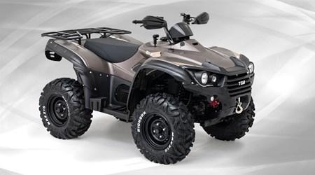 Blade 550 EFI 4x4 IRS Eco